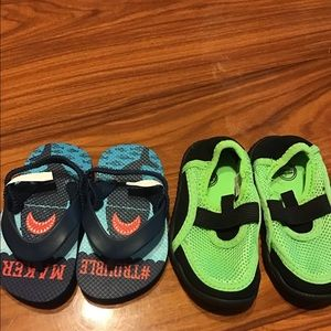Summer shoes for baby